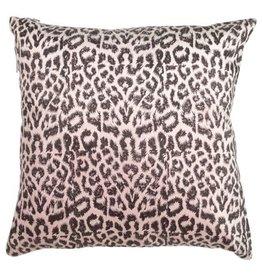 GoRound Leopard Pink Kussen Incl.Binnenkussen