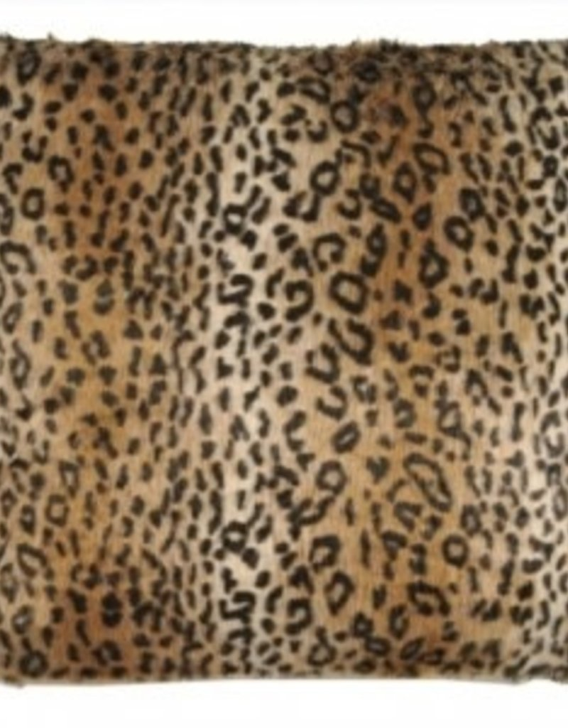 GoRound Leopard Large Kussen Incl.Binnenkussen