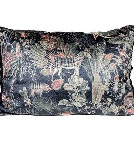 DigaC. Cushion Black Jungle/Zebra 35x50cm incl.Binnenkussen