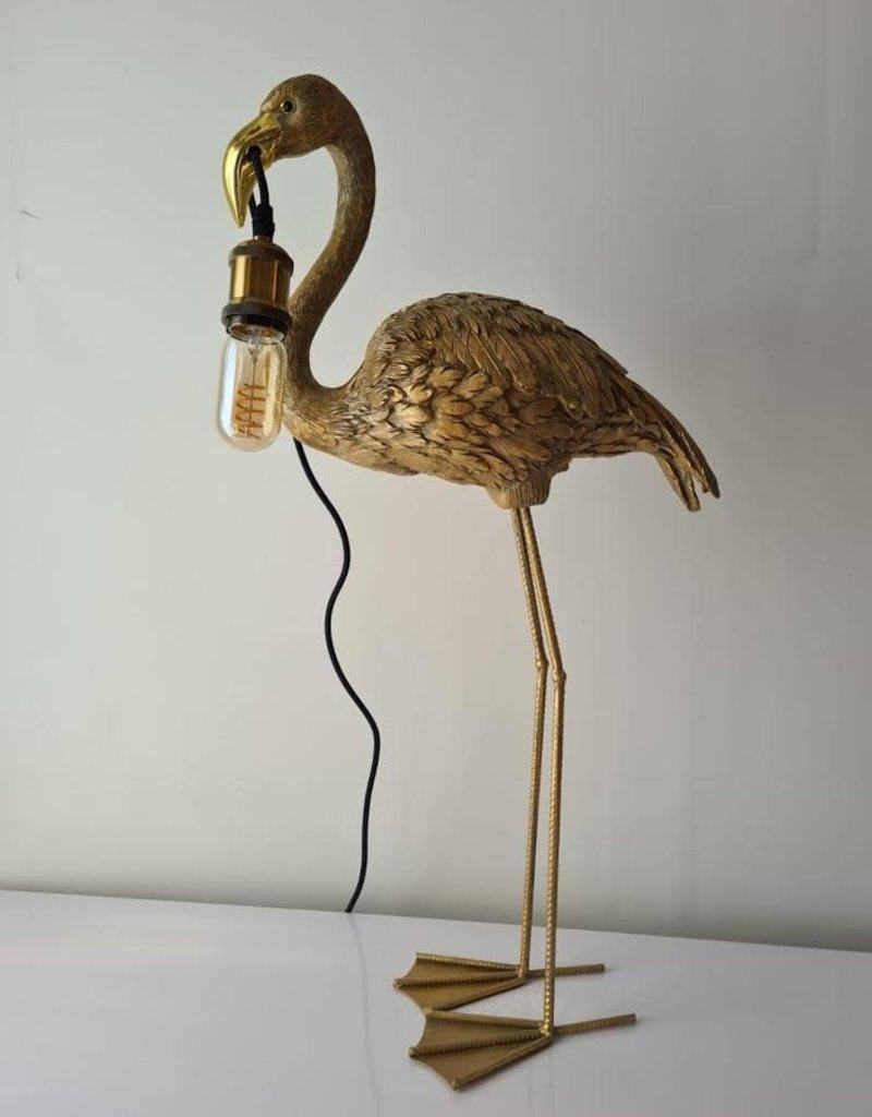 Flamingo Lamp 34 cm x 16 cm x 75 cm