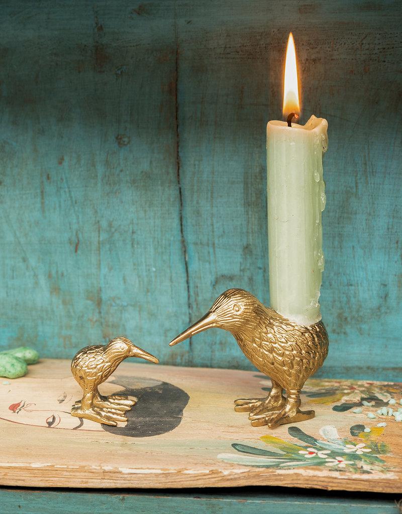 Doing Goods Doing Goods Kiwi Mini Candle Holder Set Of 2  Mother&Baby