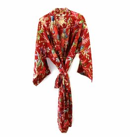 Imbarro Home & Fashion Imbarro Kimono Paradise Red Onesize