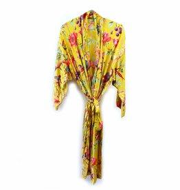 Imbarro Home & Fashion Imbarro Kimono Paradise Ocre Onesize