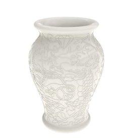 Qeeboo Qeeboo Ming Vase White
