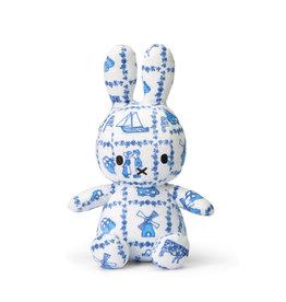 """Miffy Sitting Delfst Blauw - 23 cm - 9"""""""