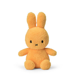 Miffy Sitting Terry Sunny side up Yellow - 23 cm - 9""