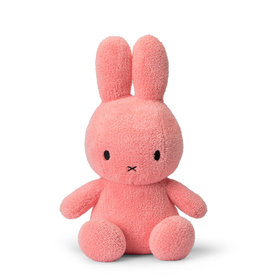 """Miffy Miffy Sitting Terry Pink - 33 cm - 13"""""""