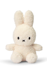 "Miffy Miffy Teddy Cream - 23 cm - 9"" - 100% recycled"