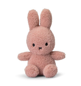 """Miffy Miffy Teddy Pink - 23 cm - 9"""" - 100% recycled"""