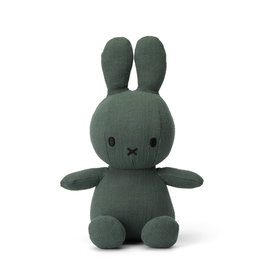 """Miffy Miffy Sitting Mousseline Green - 23 cm - 9"""""""