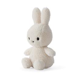 "Miffy Sitting Terry Cream - 33 cm - 13"""