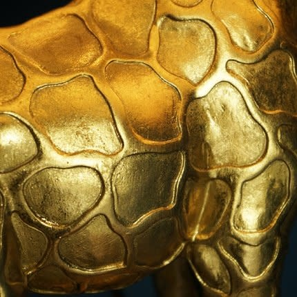 Giraffe Tafellamp Lucieblack/gold 35x80x70cm