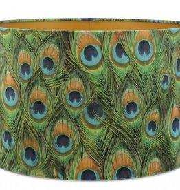 Toplicht Lampenkap Cilinder Staand Prince 40x40x50cm Velvet
