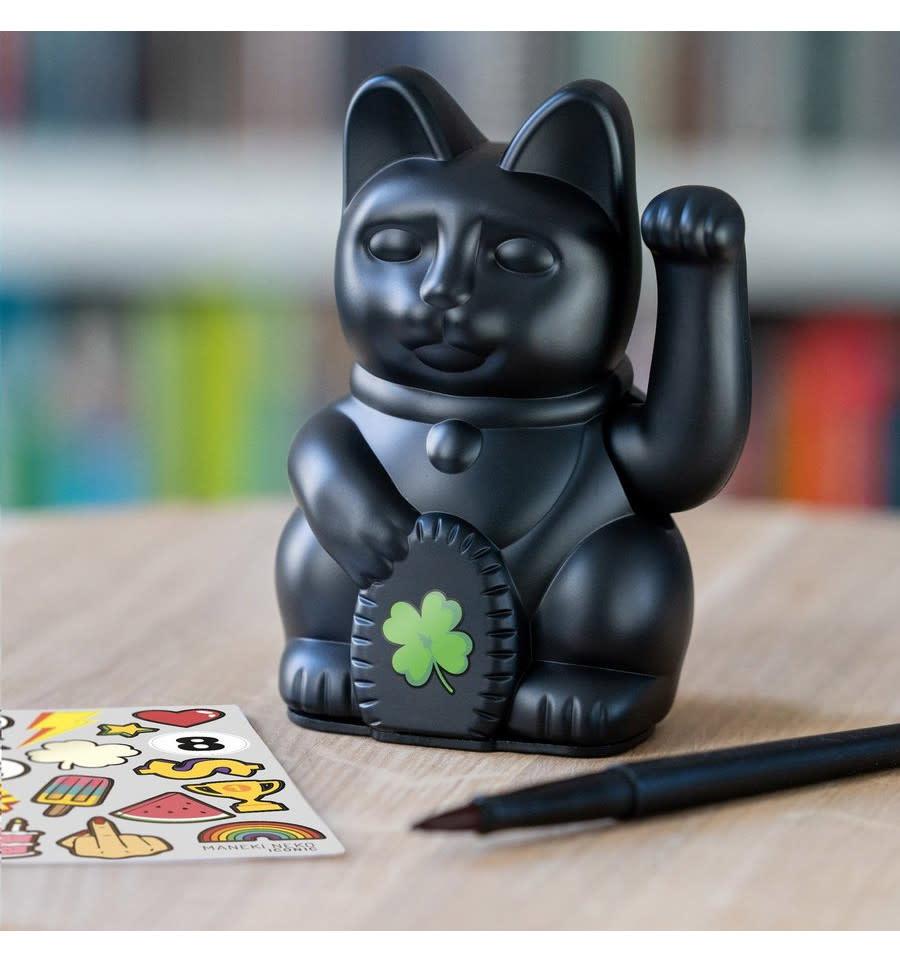 Donkey products Donkey Iconic Cat ,without battery,plastic Black 8x7x12cm