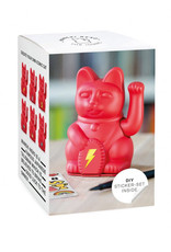 Donkey products Donkey Iconic Cat ,without battery,plastic Red 8x7x12cm