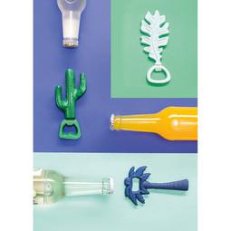 Donkey products Donkey Tropical Garden Palmtree Bottle Opener Iron