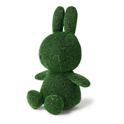 Miffy Sitting Sparkle Green - 23 cm  Limited Edition