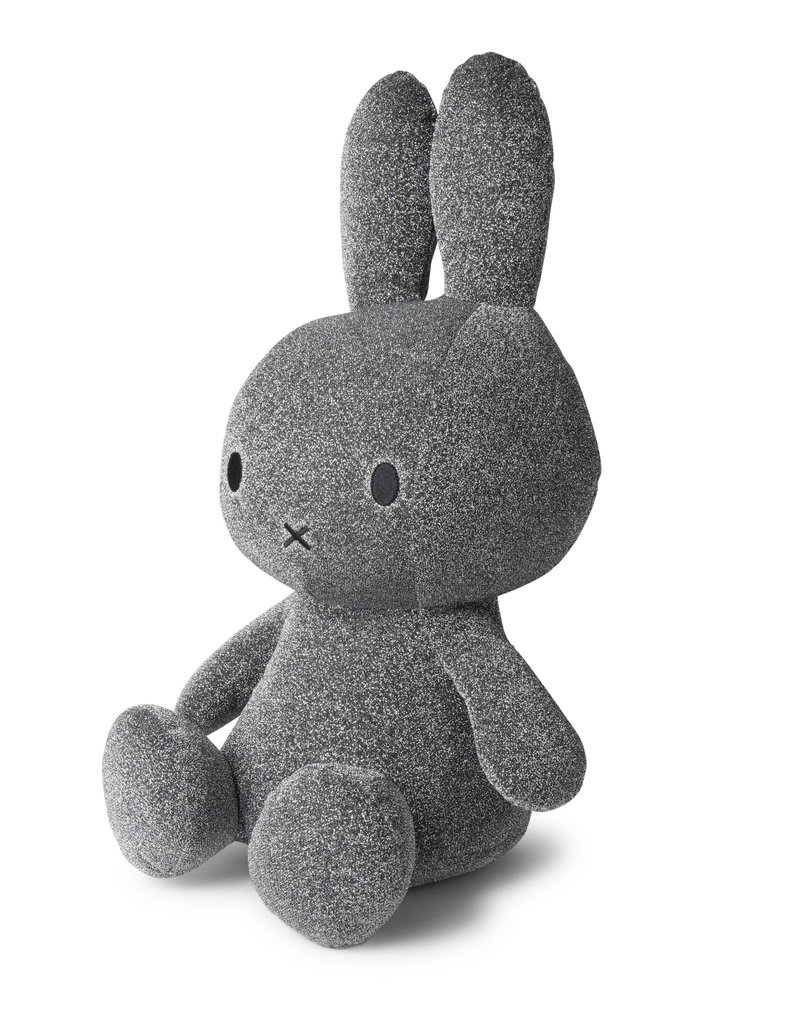 Miffy Sitting Sparkle Silver - 50 cm  Limited Edition