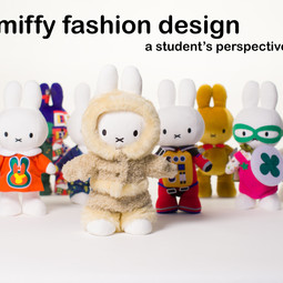 Miffy Explorer – 34 cm– 13,5″ Limited Edition