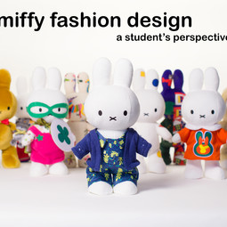 Miffy Matisse – 34 cm– 13,5″ Limited Edition