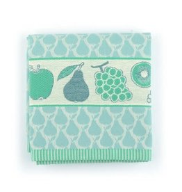 Bunzlau Castle Bunzlau Castle  Green Kitchen Towel Fruit Green
