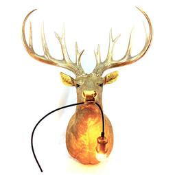 Kitchen Trend Hert Lamp Goud XL 73,5 x 57,5 cm.