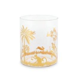 PIP Studio Water Glass La Majorette Gold