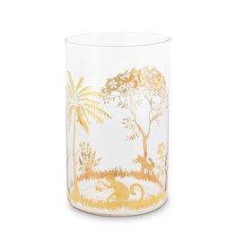 PIP Studio Longdrink Glass La Majorette Gold