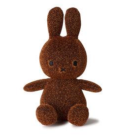 "Nijntje/Miffy Miffy Sitting Sparkle Copper- 23 cm - 9"" Limited Edition"
