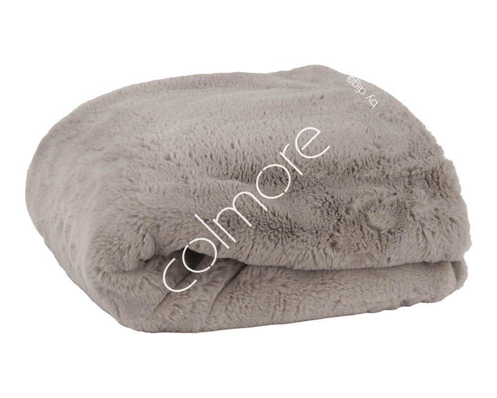 DigaC. Plaid Mouse Fake Fur 130x170cm