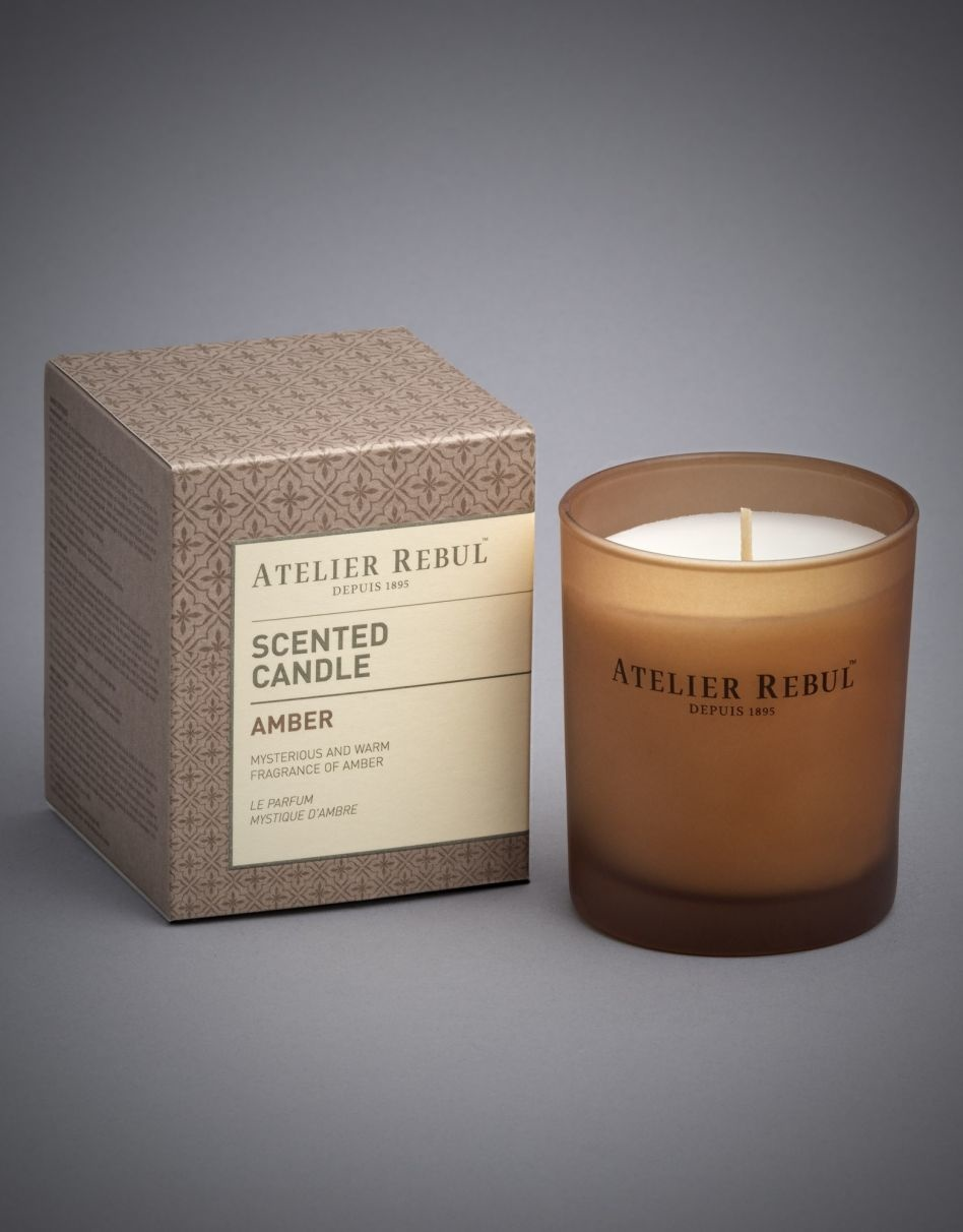 Atelier Rebul Atelier Rebul Scented Candle Amber New Formula