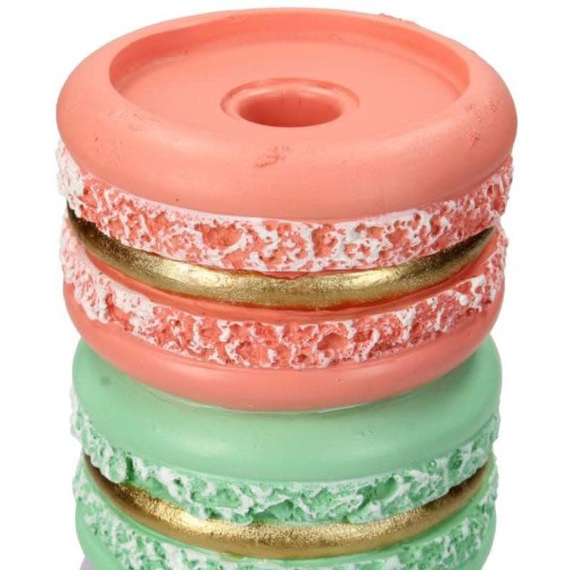 Candle Holder Macaron Multicolor 10x10x25cm
