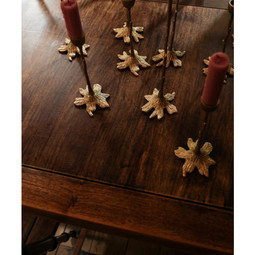 Doing Goods Doing Good Misty Tree Candle Holder short 19.3 x 10 x 9 cm