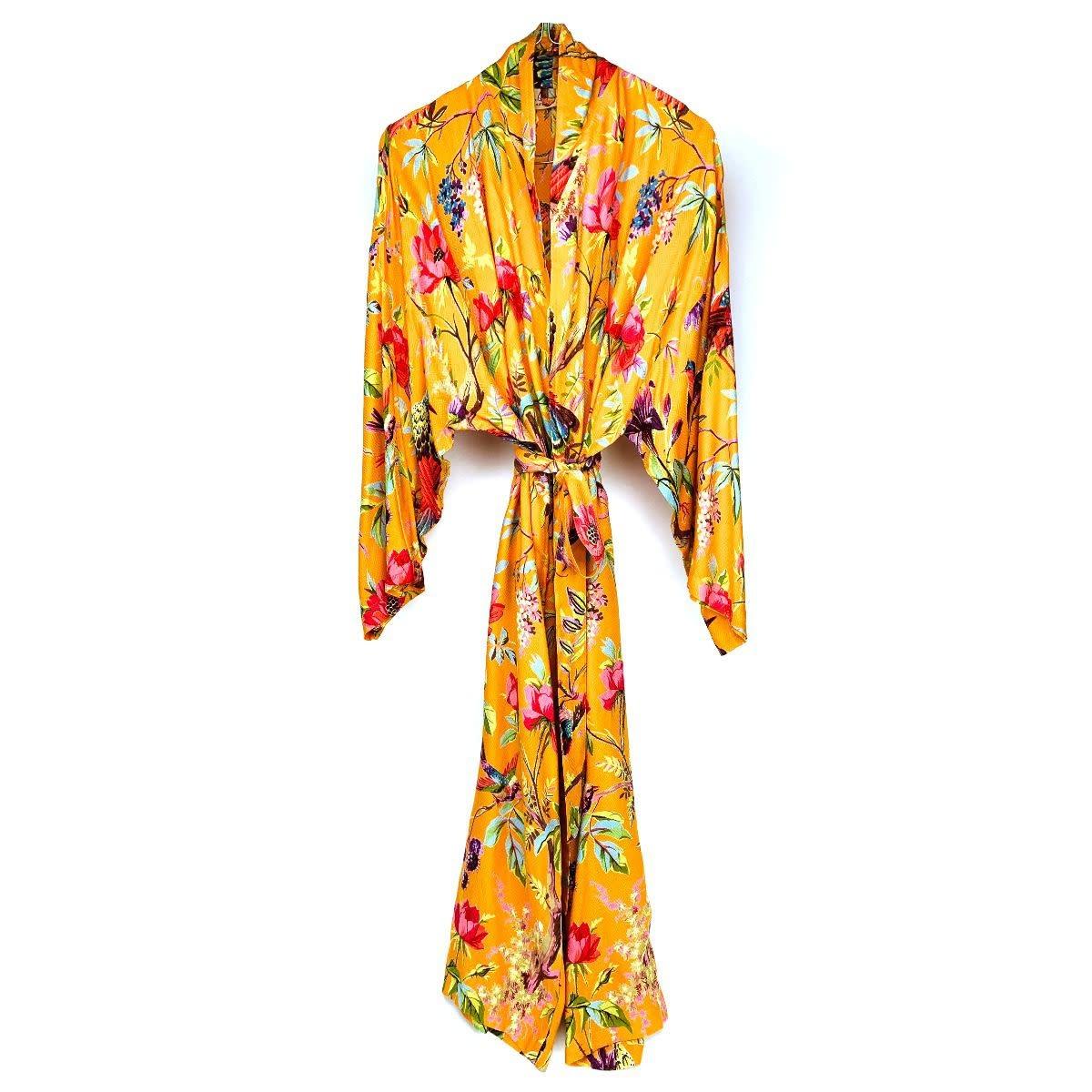 Imbarro Home & Fashion Imbarro Kimono Paradise Orange Onesize