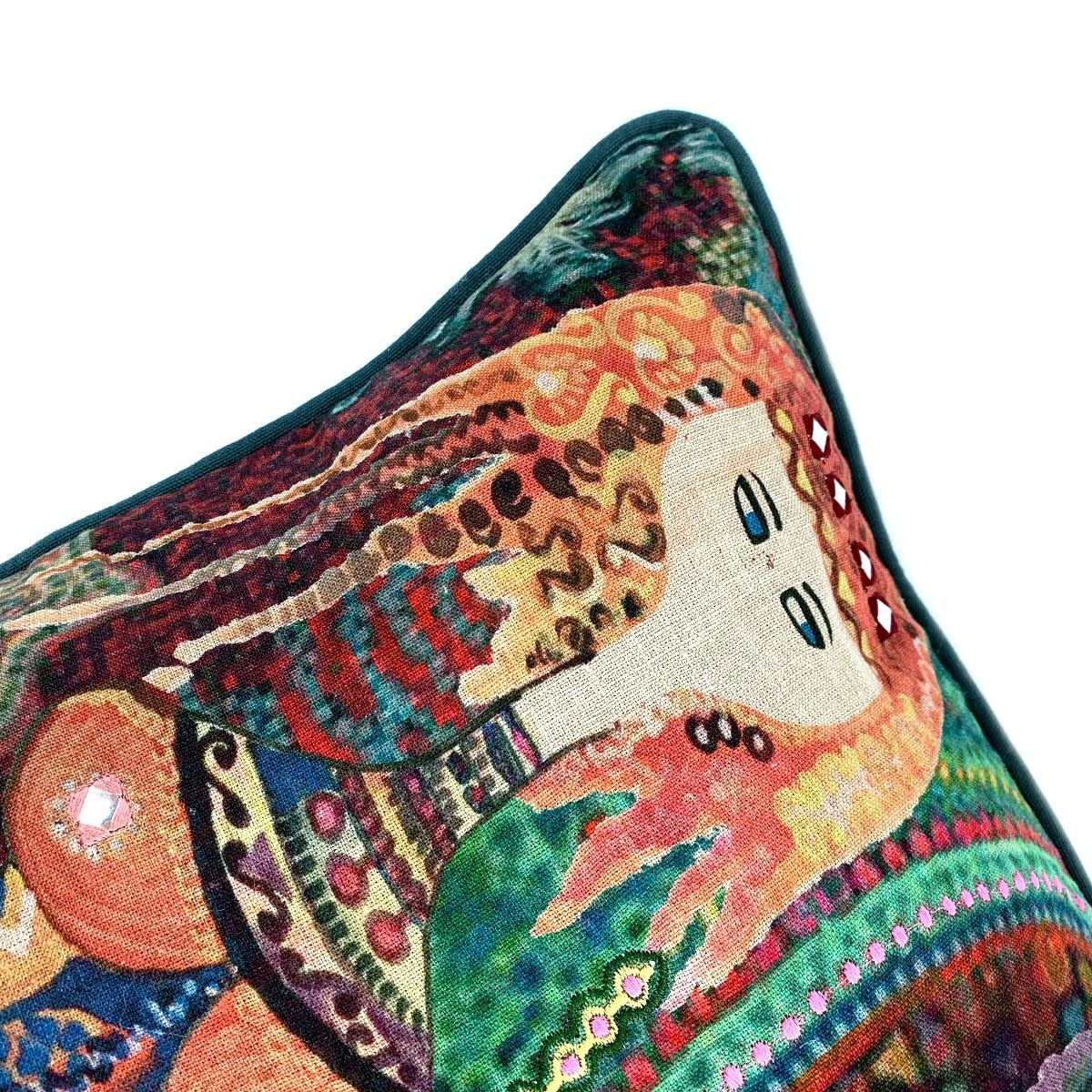 Imbarro Home & Fashion Imbarro Kussen Cindarella 40x60cm Incl.binnenkussen