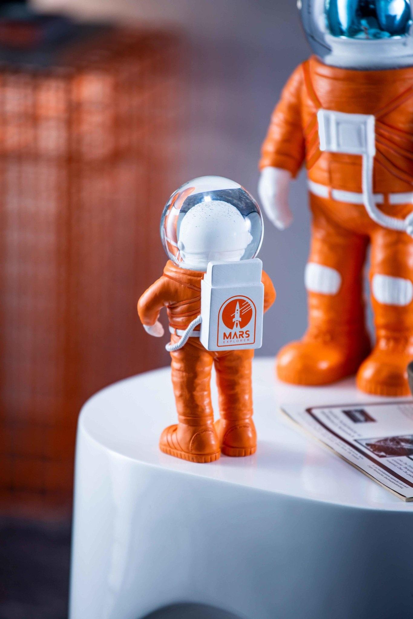 Donkey products Donkey The Marstronaut S Orange Special Edition 18x9x8cm