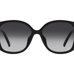 Le Specs Le Specs Athena  Black w/smoke Grad Lens