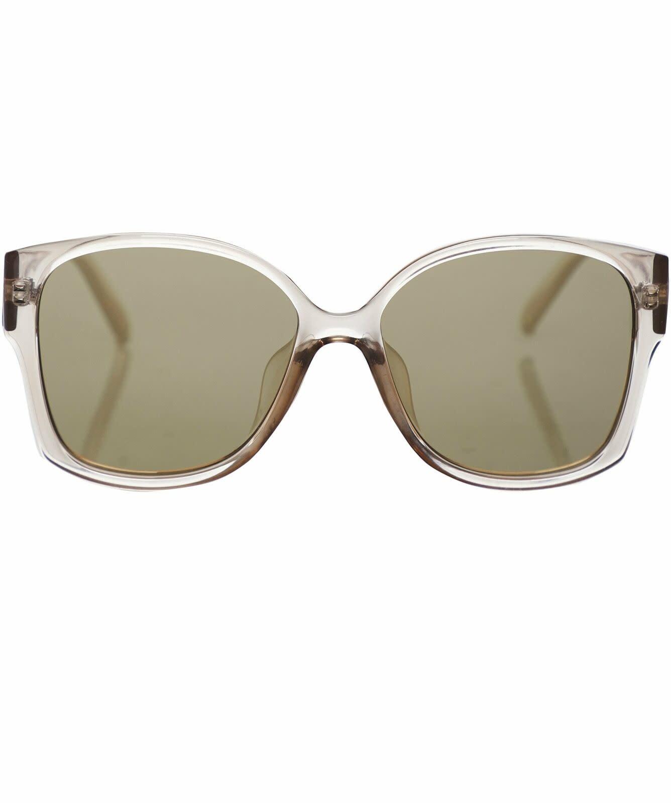 Le Specs Le Specs Athena  Stone W/ Gold Mirror Lens Grad Lens