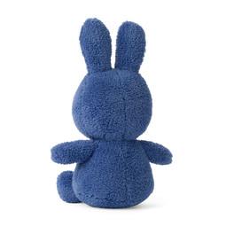 Nijntje/Miffy/Snuffy Miffy Sitting Terry Aviator Blue - 23 cm
