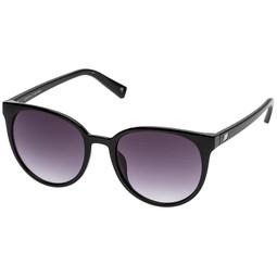 Le Specs Le Specs Armada BLACK W/ SMOKE GRAD LENS