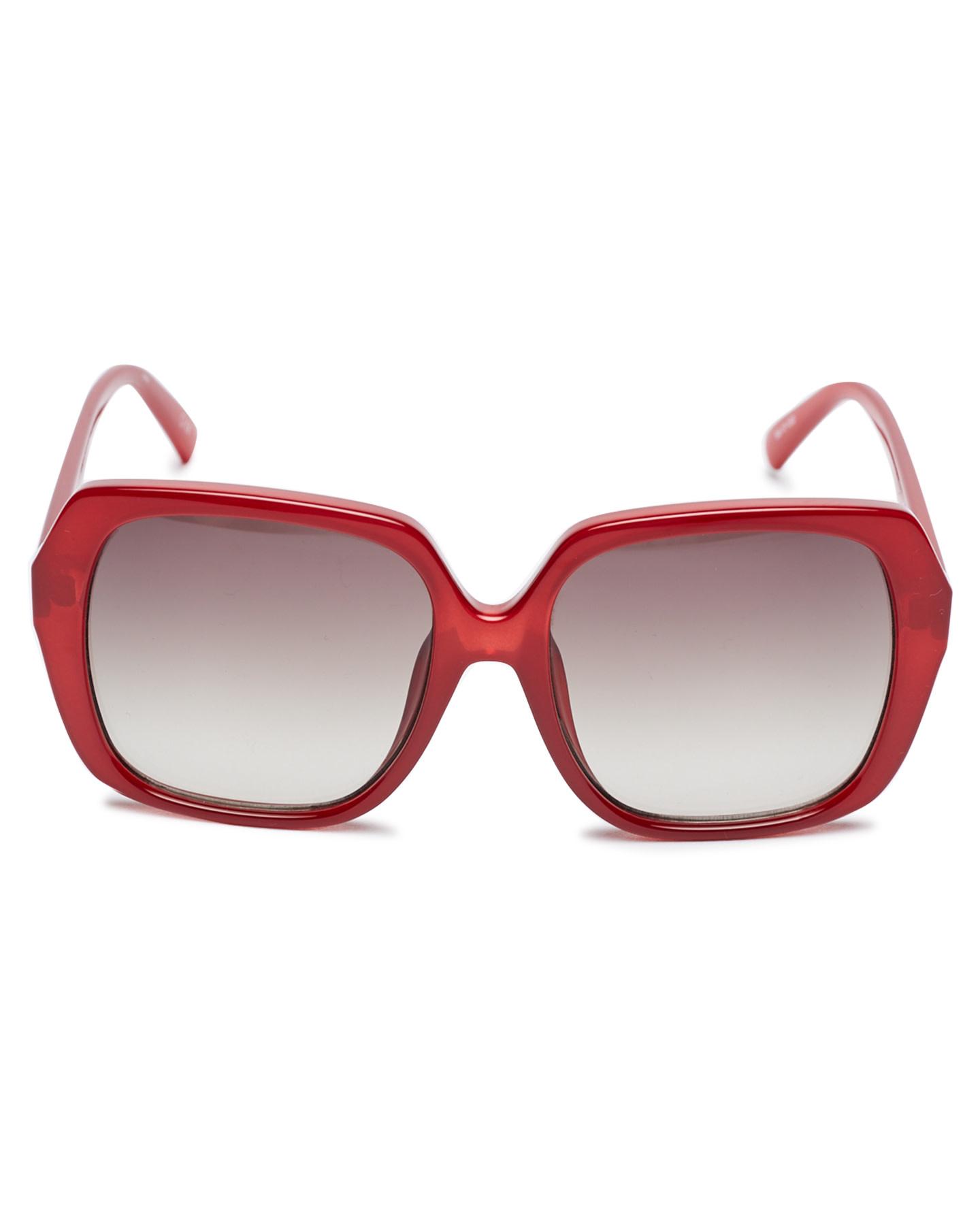 Le Specs Le Specs Frofro Cherry w/Khaki Grad