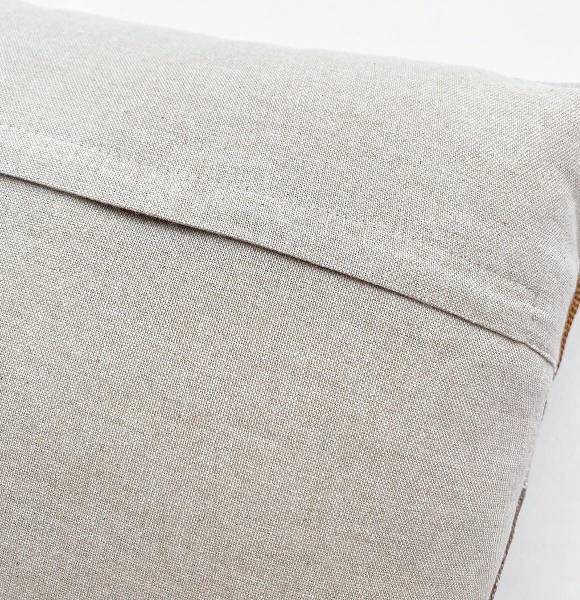 Cushion Natural Cotton 60x35cm