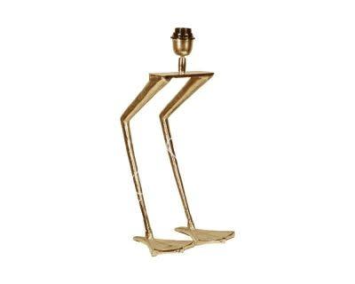 DigaC Lampbase Duck Feet Allu/Brons