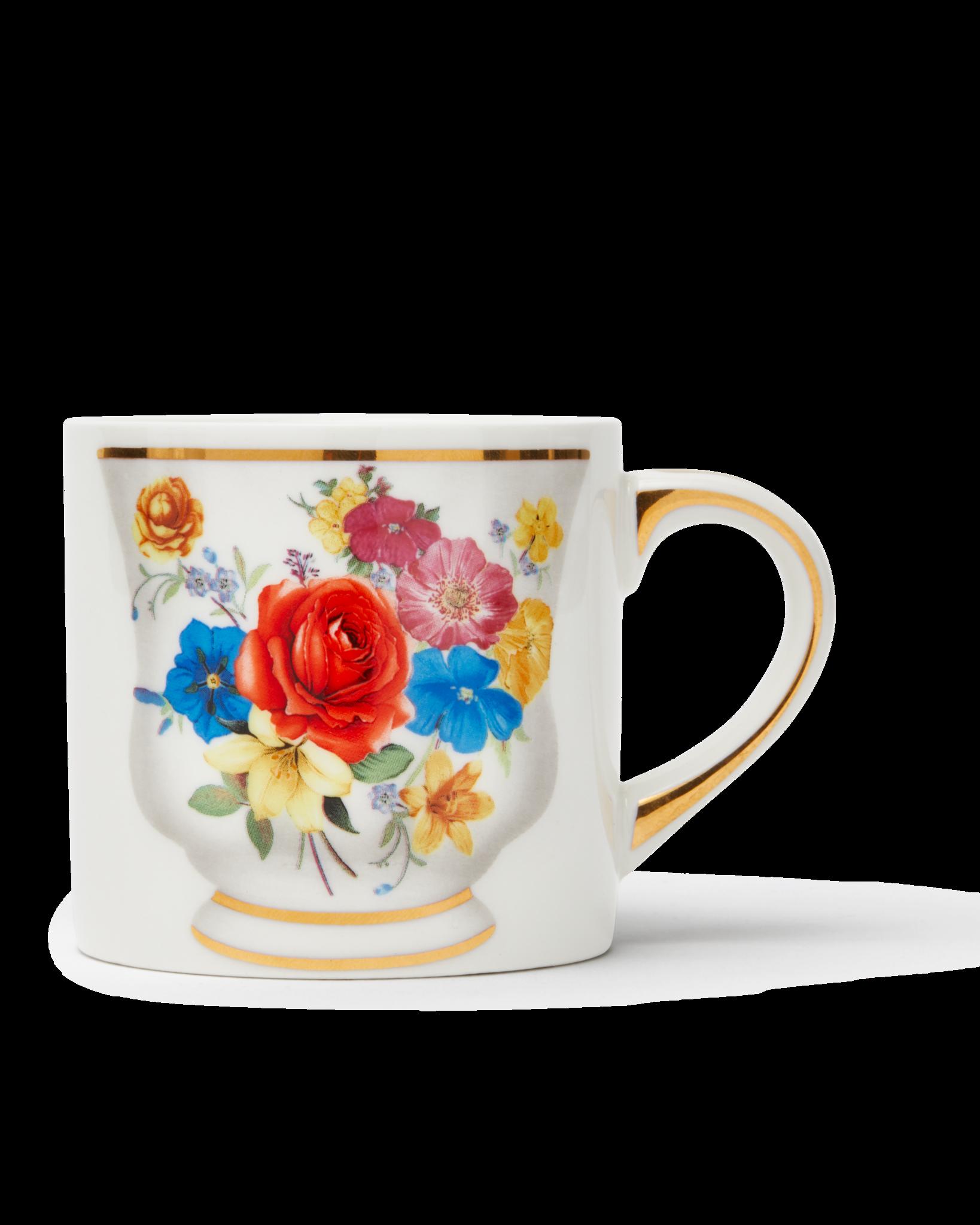 Pols Potten Pols Potten Mug Flower Stientje Veenstra