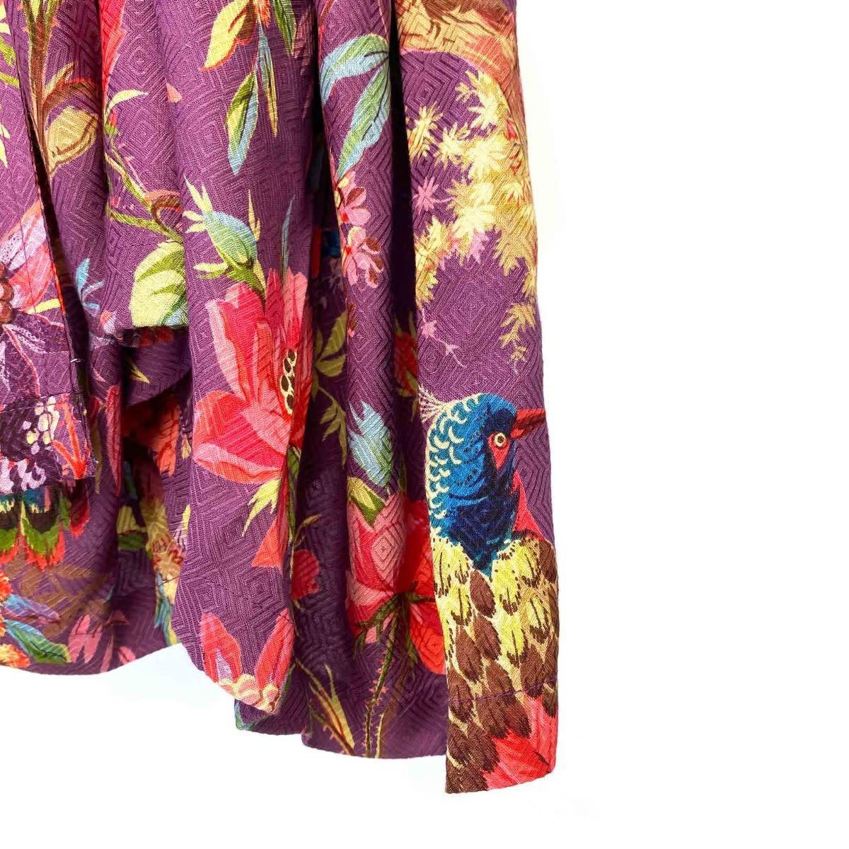 Imbarro Home & Fashion Imbarro Kimono Paradise Berry Onesize