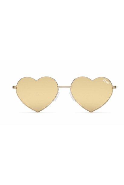 Quay Heartbreaker Gold