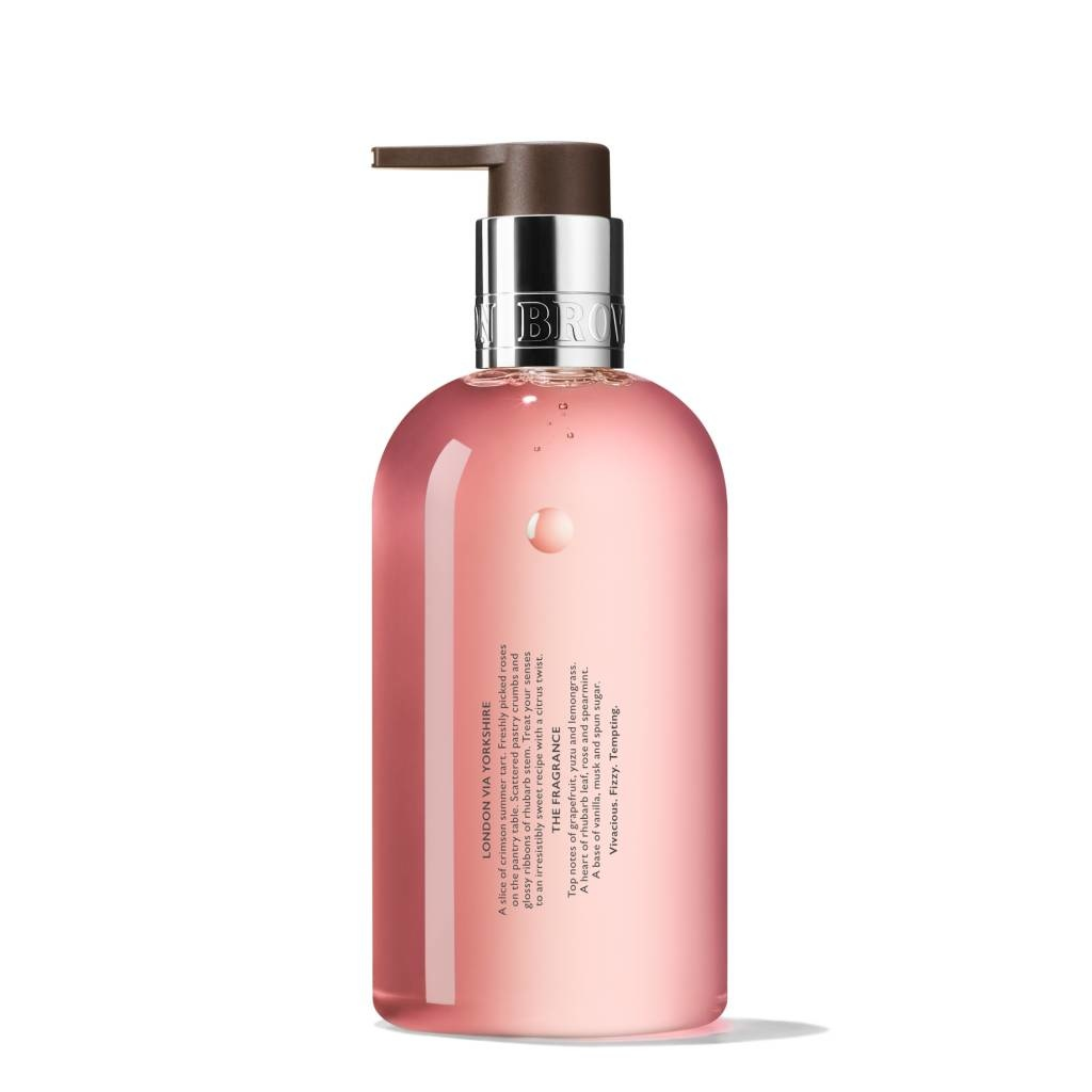 Rhubarb & Rose Liquid hand wash-2