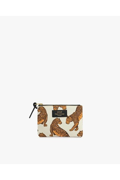 Wouf Leopard S Clutch