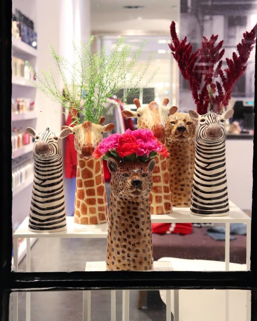 Wild Animal Vase-3