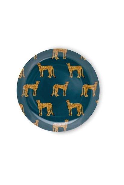 Fabienne Chapot Breakfast Plate Cheetah